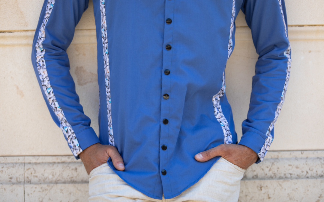LOOK BOOK : CHEMISE POUR HOMME